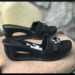 Calvin Klein sandals size 6.5
